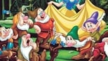 Snow White and the Seven Dwarfs small backdrop