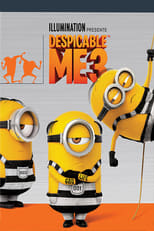 Despicable Me 3 small poster