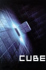 Cube small poster