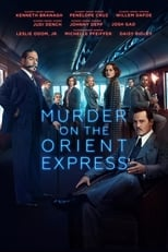 Murder on the Orient Express small poster