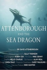 Poster for Attenborough and the Sea Dragon