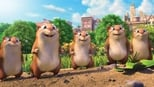 The Nut Job 2: Nutty by Nature small backdrop