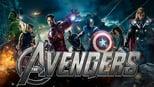 The Avengers small backdrop