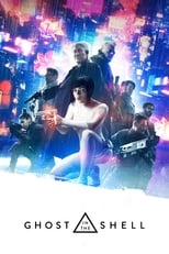 Ghost in the Shell small poster