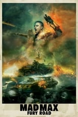 Mad Max: Fury Road small poster
