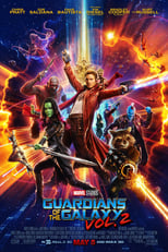 Guardians of the Galaxy Vol. 2 small poster