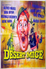 Desert Mice (1959) Box Art