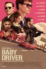 Baby Driver small poster