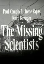 The Missing Scientists (1955) Box Art