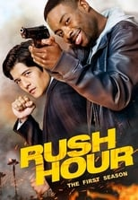 Rush Hour 1ª Temporada Completa Torrent Dublada e Legendada