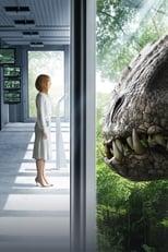 Jurassic World small poster