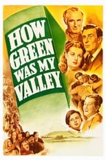 Poster for How Green Was My Valley