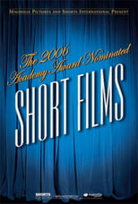 Poster for The 2007 Academy Award Nominated Short Films: Animation