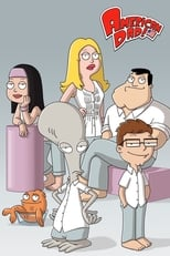 American Dad! small poster