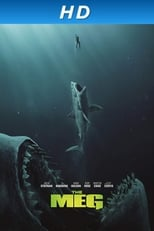 The Meg small poster