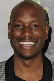 Tyrese Gibson Black and Blue