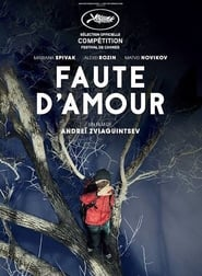 Faute d'amour streaming