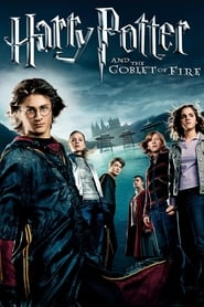 Harry Potter and the Goblet of Fire (2005) Movie poster on Ganool