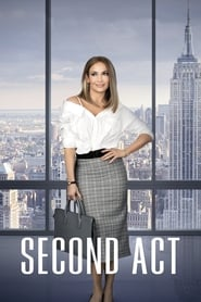 Second Act (2018) Movie poster on Ganool