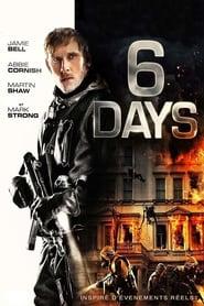 6 Days  film complet