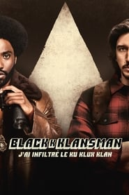 BlacKkKlansman - J'ai infiltré le Ku Klux Klan streaming