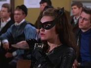 Catwoman Goes to College