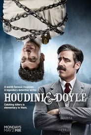 Houdini & Doyle streaming vf poster
