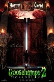 Goosebumps: Horrorland Poster