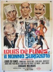Louis de Funes e il nonno surgelato