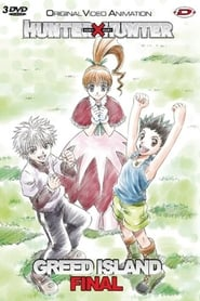 HUNTER×HUNTER streaming vf poster
