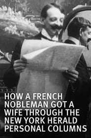 How a French Nobleman Got a Wife Through the 'New York Herald' Personal Columns