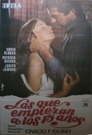 Affiche de Film Las que empiezan a los 15 años