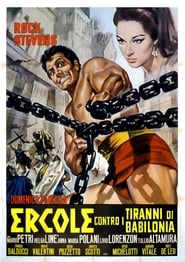 Hercules and the Tyrants of Babylon Film in Streaming Gratis in Italian