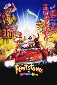 The Flintstones in Viva Rock Vegas locandina