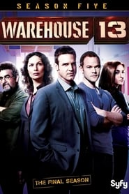 Streaming Warehouse 13 poster