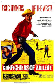 Gunfighters of Abilene affisch