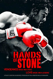 Hands of Stone affisch