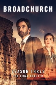 Streaming Broadchurch poster