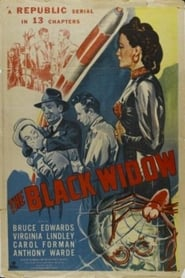 The Black Widow Film Plakat