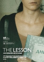 The Lesson affisch