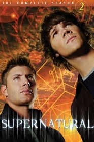 Supernatural saison 2 streaming vf