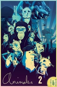 Streaming Animals. poster