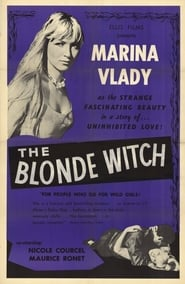The Blonde Witch Beeld