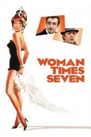 poster do Woman Times Seven