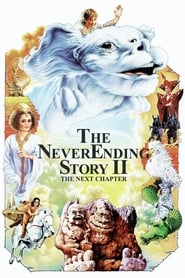 The NeverEnding Story II: The Next Chapter affisch