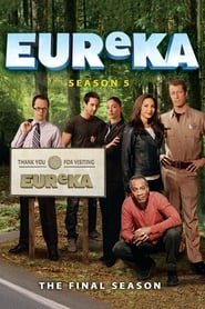 Eureka streaming vf poster