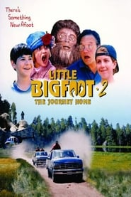 poster do Little Bigfoot 2: The Journey Home