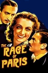 The Rage of Paris (1938)