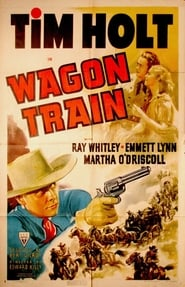 Wagon Train Film Plakat