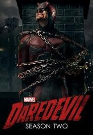Streaming Marvel's Daredevil poster